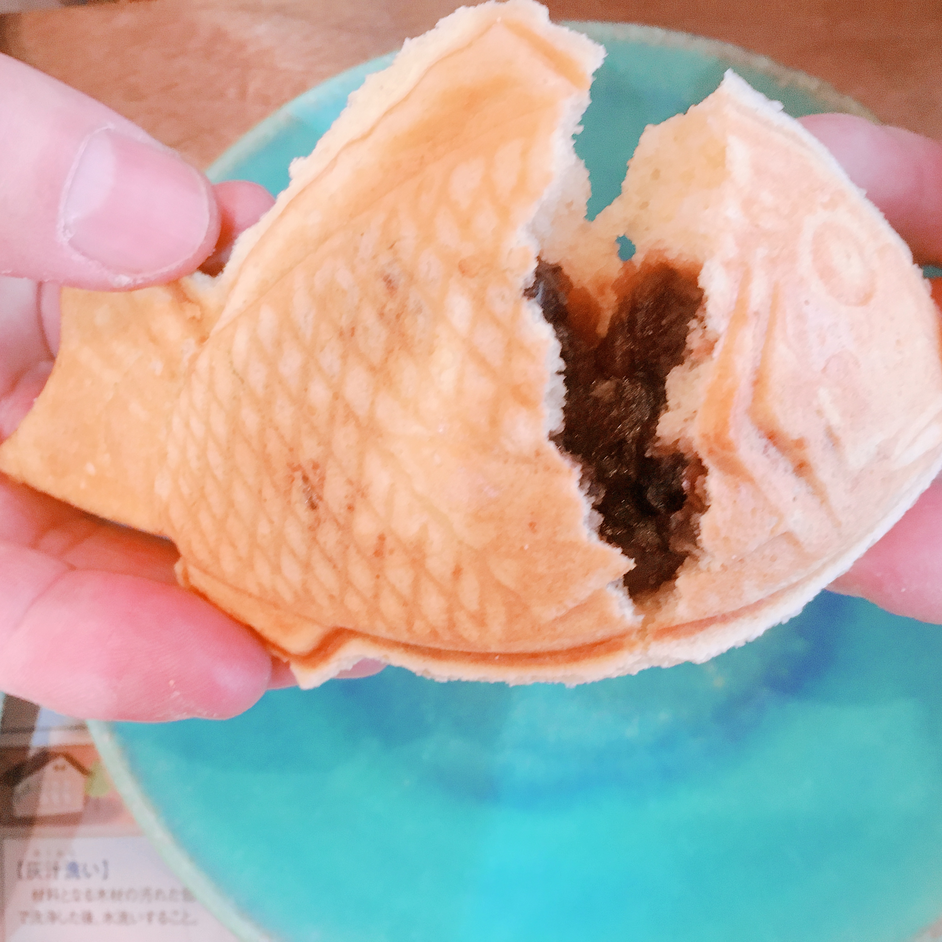 Making Taiyaki & Enjoy it with Matcha Green Tea
