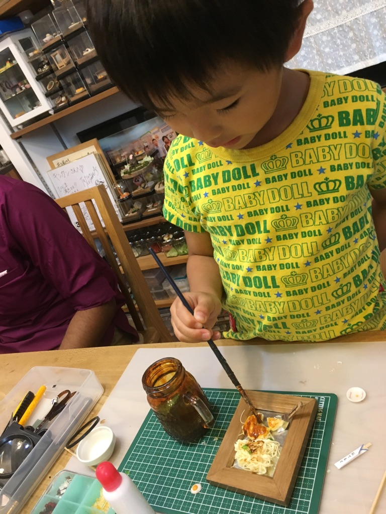 Making Miniature Food at a Popular Artist's Atelier!