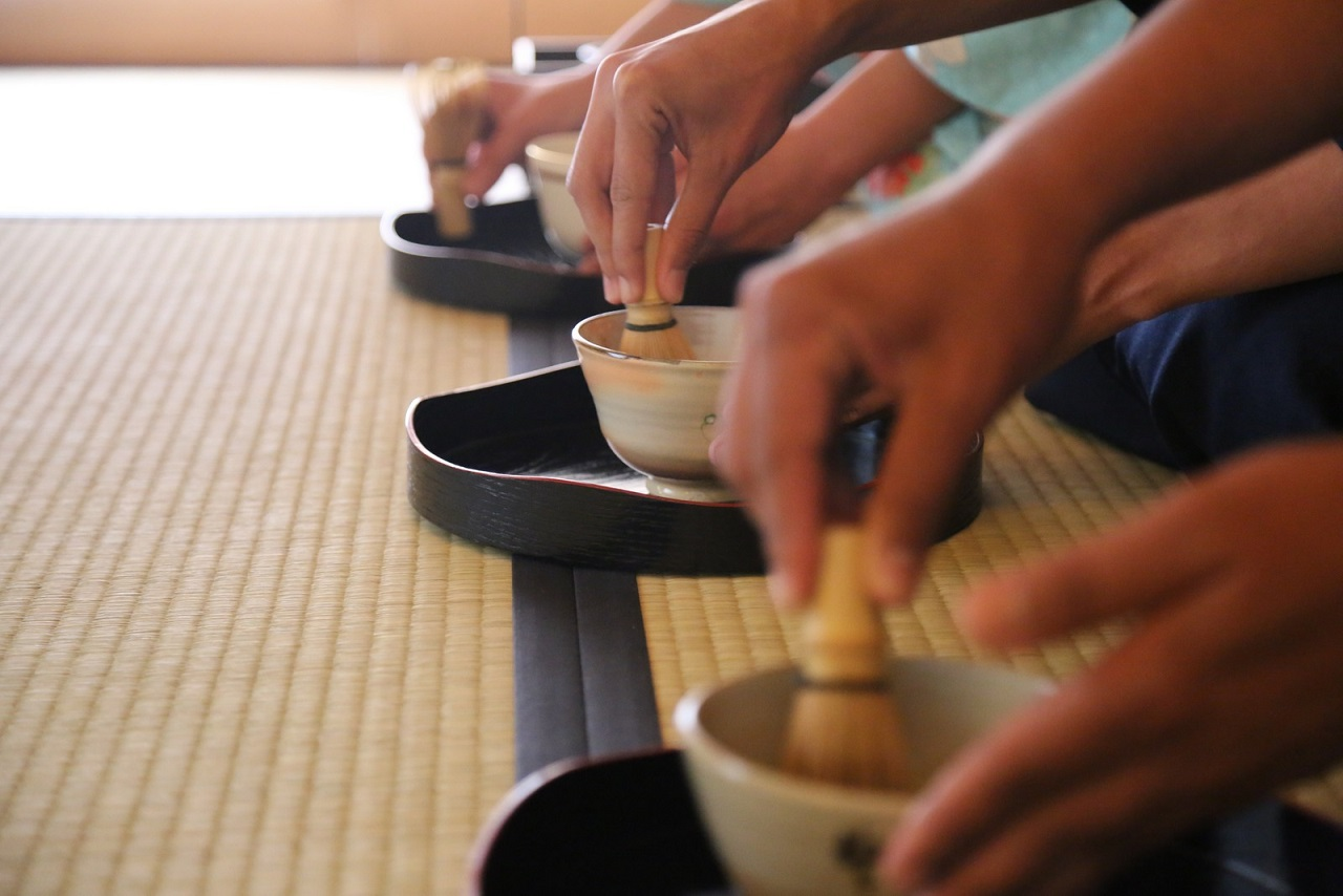 Private Tea Ceremony in Kimono