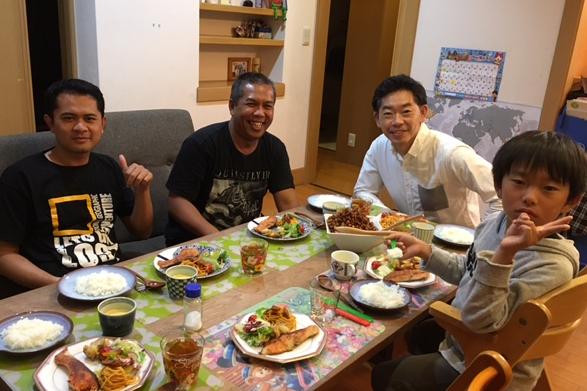 準備中:ホームステイ+夕食、朝食+鉄仙での着物茶道体験(海外からのお客様対象)
