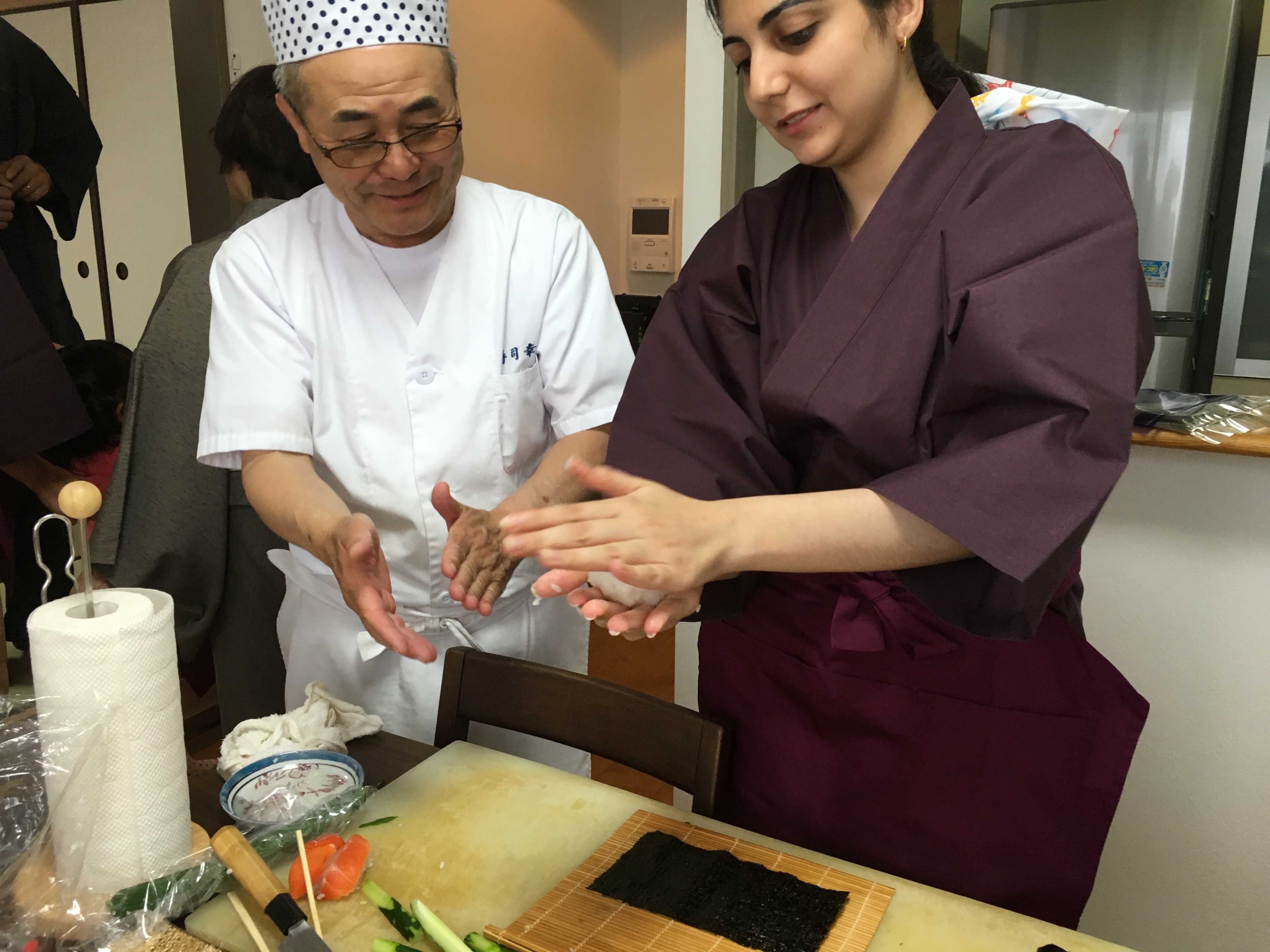 Sushi Making Class [Request Basis]