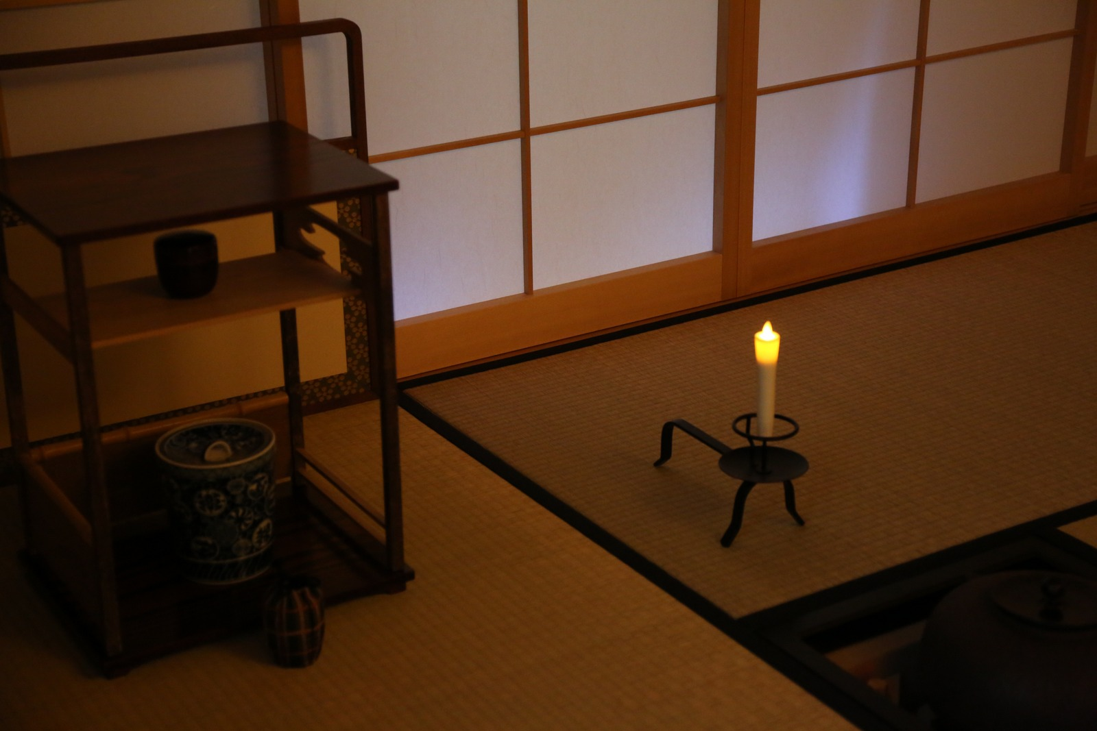 We'll be closed from Dec23rd to Jan11th for Tea Ceremony Tour in South East Asia